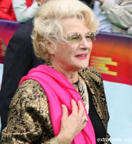 актриса Светлана Дружинина