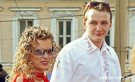 Марат Башаров и Лиза Куцко