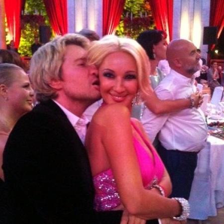 Николай Басков и Лера Кудрявцева