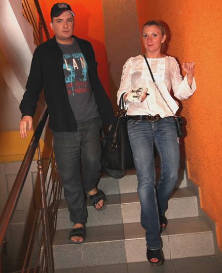 Андрей Данилко и Инна Белоконь