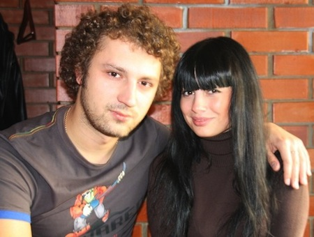Никита Кузнецов и Нелли Ермолаева