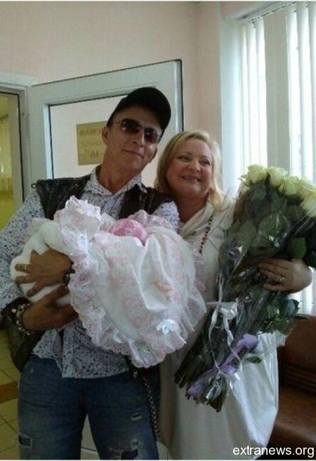 Иван Охлобыстин и Светлана Пермякова