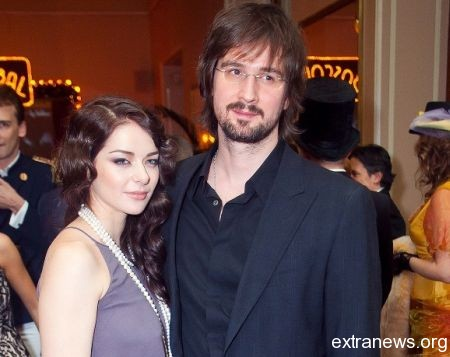Марина Александрова и Андрей Болтенко