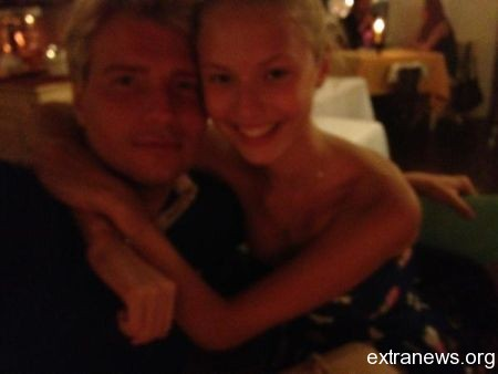 Николай Басков с девушкой Полиной