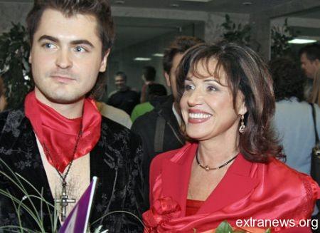 Евгений Гор и Надежда Бабкина