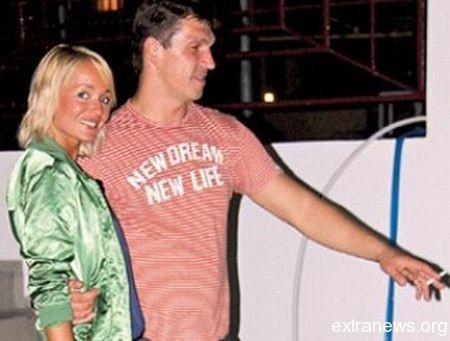 Дмитрий Орлов с новой возлюбленной