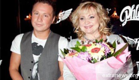 Максим Скрябин и Светлана Пермякова