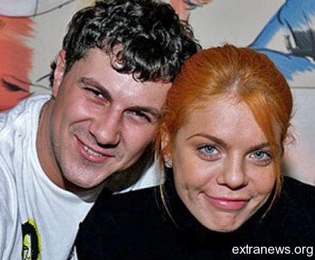 Алексей Секирин и Анастасия Стоцкая