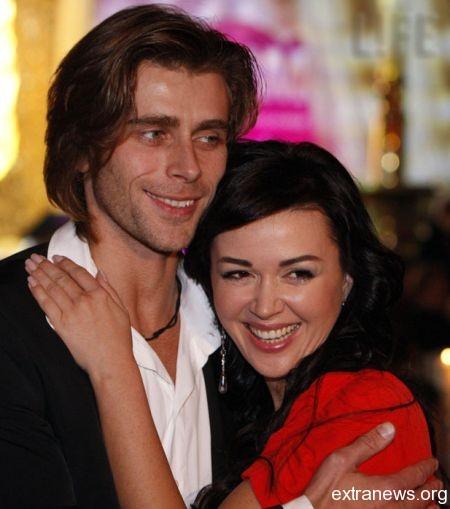 Петр Чернышов и Анастасия Заворотнюк