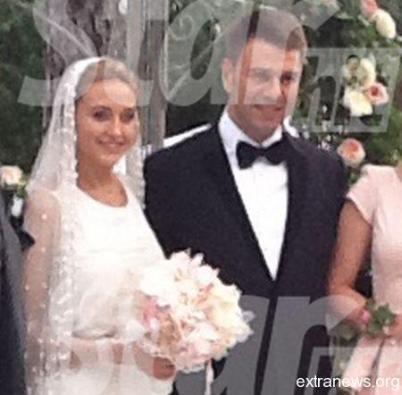 Ева Бушмина и Дмитрий Лановой