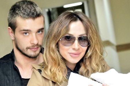 Андрей Царь и Светлана Лобода
