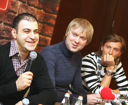 Гарик Мартиросян и Сергей Светлаков