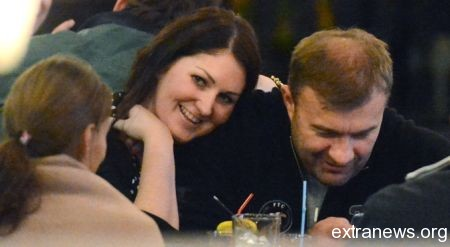 Михаил Пореченков и прекрасная незнакомка