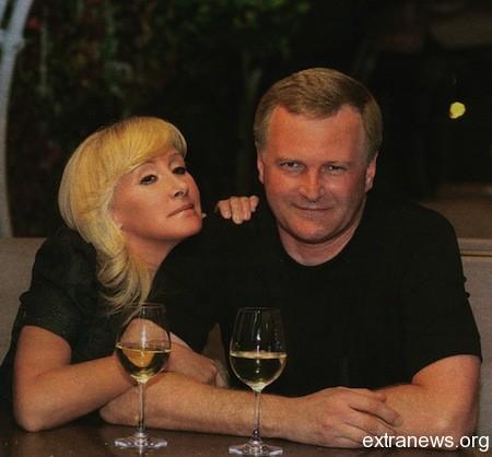 Оксана Пушкина и Алексей