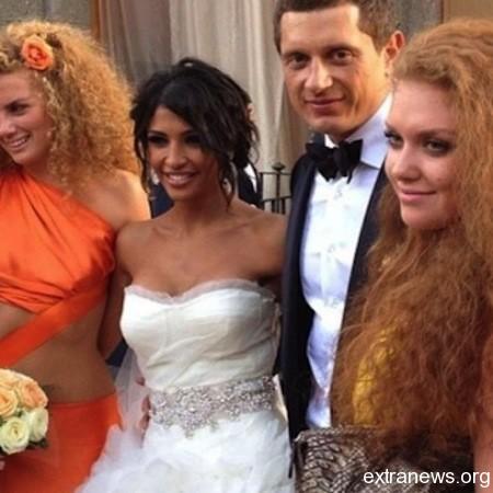 Свадьба Санты Димопулос