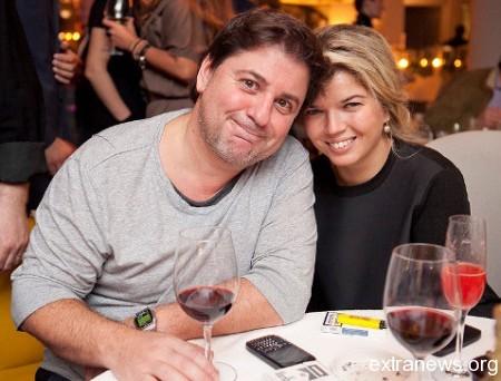 Александр Цекало с женой