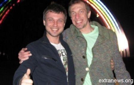 Петр Дмитриченко и Сергей Соседов