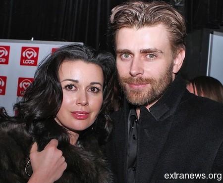 Анастасия Заворотнюк и Петр Заворотнюк