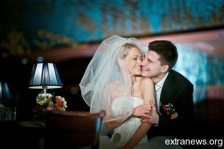 Анна Хилькевич с бывшим мужем