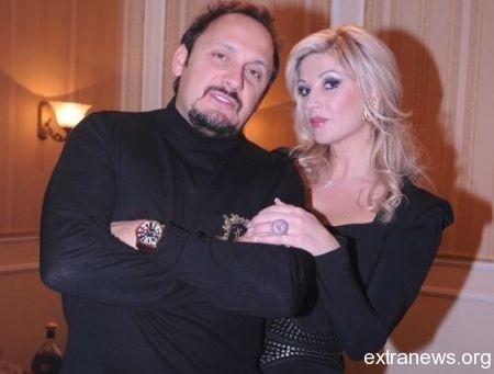 Стас Михайлов и Инна Канчельскис