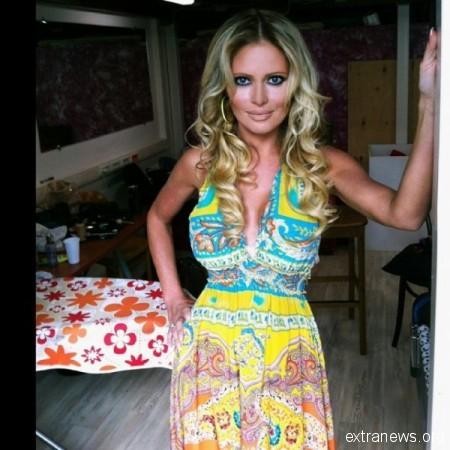 Дана Борисова чуть не умерла от анорексии | 450x450