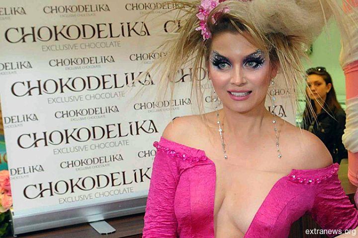 Светская львица Лена Ленина подвергла критике внешность западных кинозвезд на Каннском фестивале
