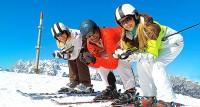 Лыжи мин1