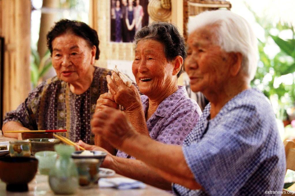 Почему японцы являются чемпионами по долголетию?