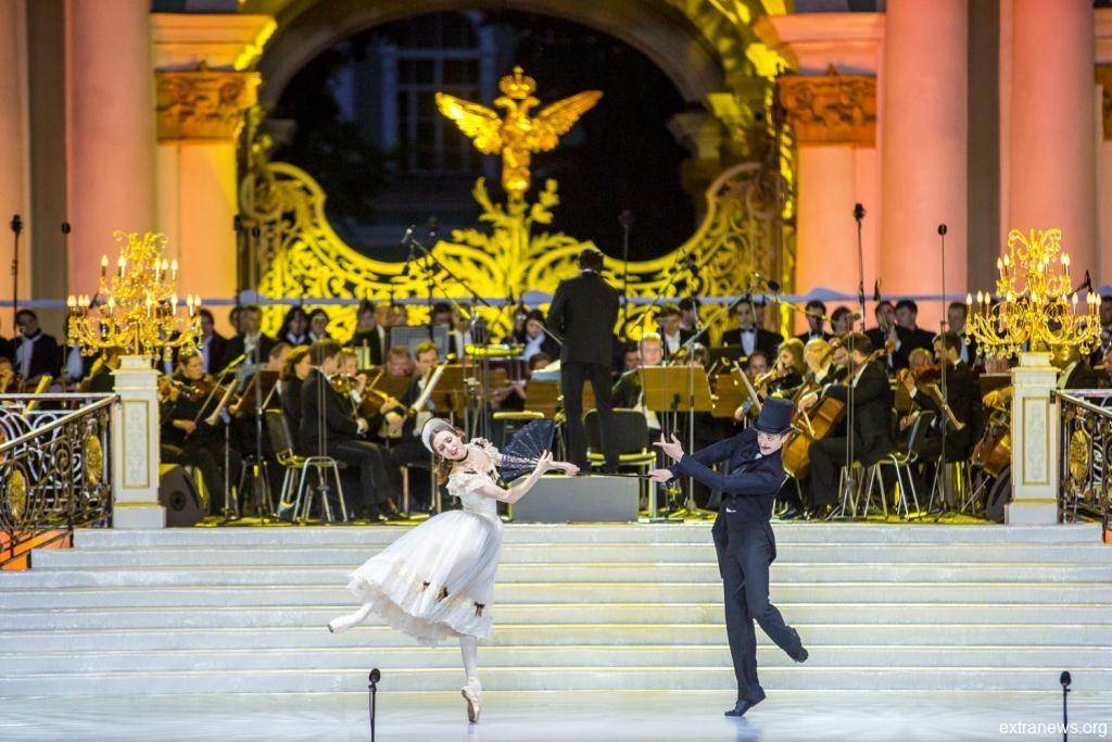 Гала-концерт «Классика на Дворцовой» пройдёт без Анны Нетребко и Юсифа Эйвазова