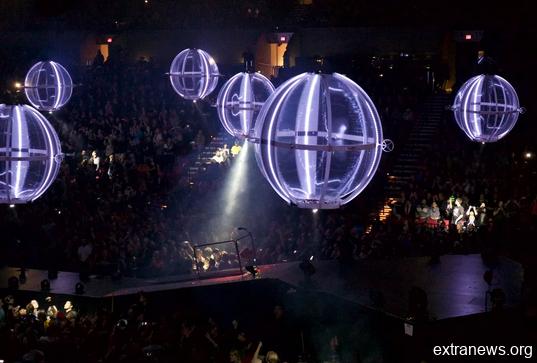 """Muse добавили дополнительные даты к мировому турне в поддержку """"Drones"""""""